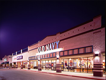 Old Navy Storefront at Centre at Preston Ridge in Frisco