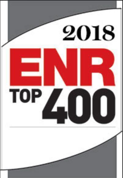 2018 ENR Top 400