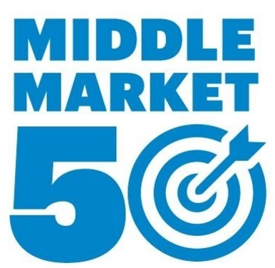 Dallas Business Journal, North Texas Middle Market 50 List