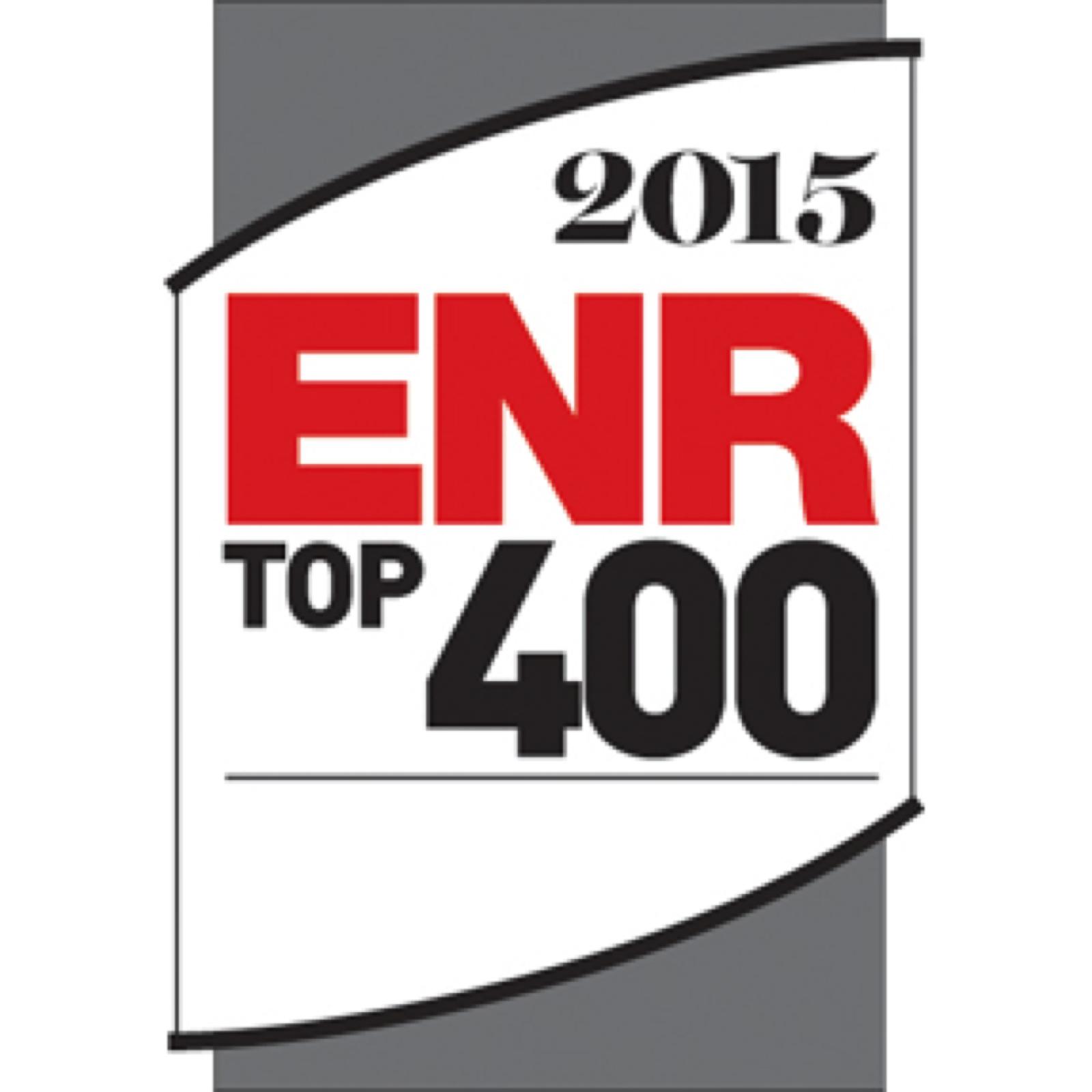 2015 ENR Top 400