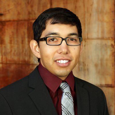 Erasmo Estrada Headshot