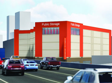 Public Storage, Deep Ellum, Dallas, TX