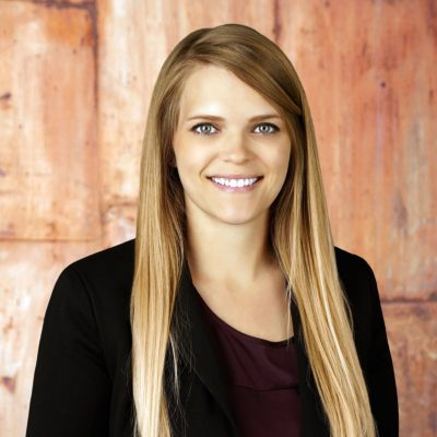 Aleisha Wilks, LEED Green Associate Headshot