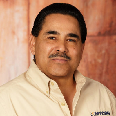Bobby Ramirez Headshot