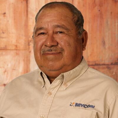 Juan Mendoza Headshot