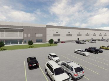 DalParc Logistics Hub, Dallas, TX